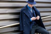 Marcel Floruss - Firenze - 14-01-2015 - Pitti 87: i dandy italiani si mettono in mostra