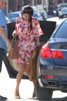 Amal Alamuddin - Los Angeles - 14-01-2015 - Amal Clooney si è lasciata il sorriso alle spalle...