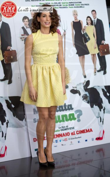 Giulia Michelini - Roma - 19-01-2015 - Festa della donna? Quest'anno la mimosa indossala!