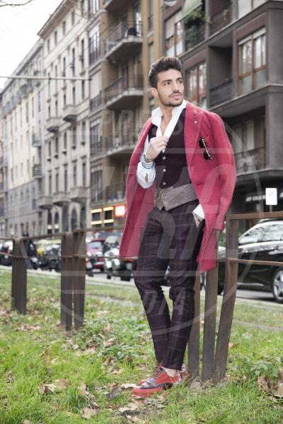 Mariano Di Vaio - Milano - 19-01-2015 - Italianissimo e bellissimo: il top influencer under 30 è lui