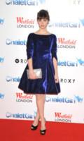 Felicity Jones - Londra - 08-02-2011 - L'abito della bella stagione? Il corolla dress, sexy e bon ton!