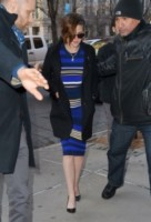 Kristen Stewart - New York - 13-01-2015 - Le celebrity? Tutte pazze per le righe!