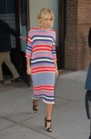 Sienna Miller - New York - 14-01-2015 - Le celebrity? Tutte pazze per le righe!