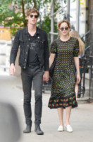 Matthew Hitt, Dakota Johnson - New York - 24-07-2014 - Dakota Johnson e Matthew Hitt si sono lasciati