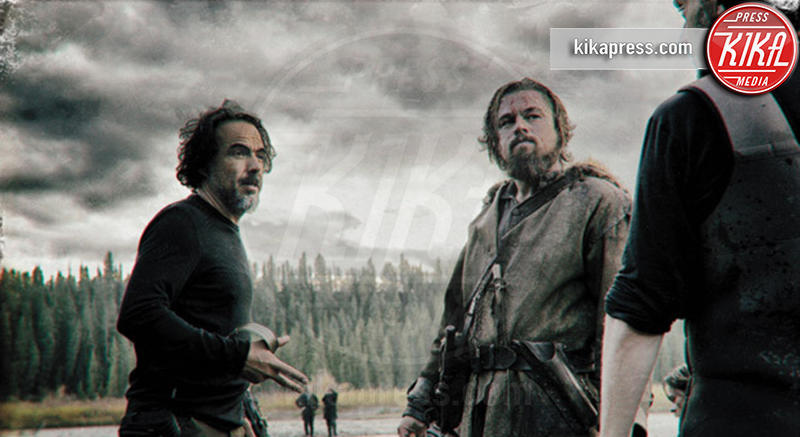 Alejandro Gonzalez Inarritu, Leonardo DiCaprio - Los Angeles - 12-10-2016 - Mtv Movie Awards 2016: Star Wars domina le nomination