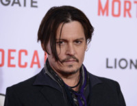Johnny Depp - Hollywood - 21-01-2015 - Johnny Depp sarà protagonista de L'Uomo Invisibile
