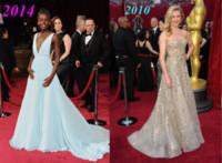 Lupita Nyong'o, Cameron Diaz - 22-01-2015 - Oscar dell'eleganza 2010-2014: 5 anni di best dressed