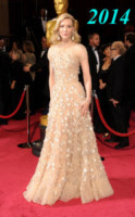 Cate Blanchett - Hollywood - 02-03-2014 - Oscar dell'eleganza 2010-2014: 5 anni di best dressed
