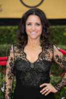 Julia Louis-Dreyfus - Los Angeles - 22-01-2015 - Emmy Awards 2016, tutte le nomination