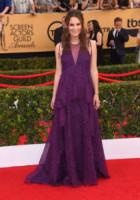 Keira Knightley - Los Angeles - 26-01-2015 - Il red carpet sceglie il colore viola. Ma non portava sfortuna?