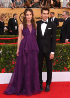 James Righton, Keira Knightley - Los Angeles - 26-01-2015 - SAG Awards 2015: Keira Knightley, la grazia della dolce attesa