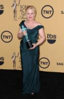 Patricia Arquette - Los Angeles - 26-01-2015 - Patricia Arquette, curve pericolose sul red carpet degli Oscar