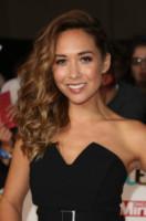 Myleene Klass - Londra - 06-10-2014 - Frangetta addio, i capelli si portano con la riga di lato!