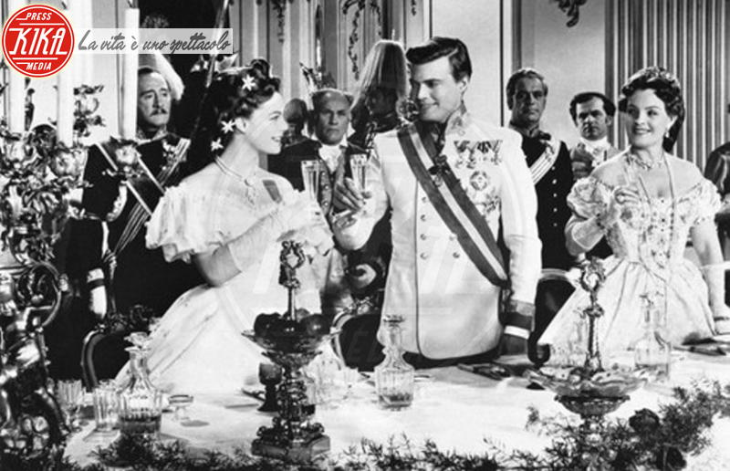 Karl-Heinz Bohm, La principessa Sissi, Romy Schneider - 29-01-2015 - A San Valentino, il matrimonio è per sempre... almeno al cinema!