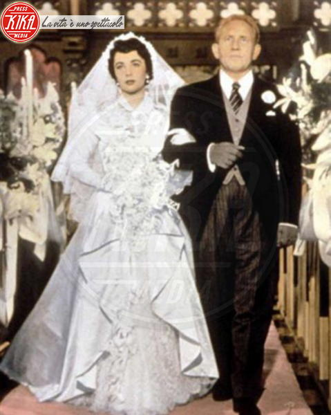 Il padre della sposa, Spencer Tracy, Liz Taylor - 29-01-2015 - A San Valentino, il matrimonio è per sempre... almeno al cinema!