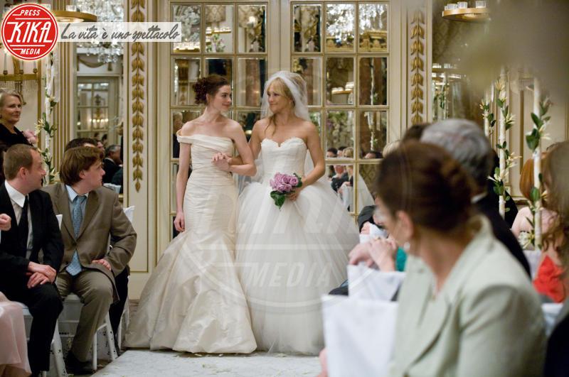 La mia miglior nemica, Kate Hudson, Anne Hathaway - New York - 08-12-2008 - A San Valentino, il matrimonio è per sempre... almeno al cinema!