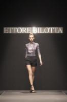 Modella - Roma - 30-01-2015 - AltaRoma 2015: la passerella Ettore Bilotti