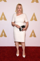 Patricia Arquette - Beverly Hills - 03-02-2015 - Patricia Arquette, curve pericolose sul red carpet degli Oscar