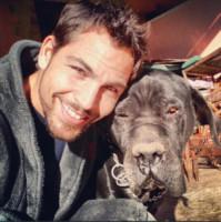 Brice Martinet - 03-02-2015 - Star come noi: la vita non è la stessa senza un cane