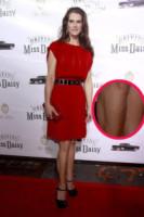 Brooke Shields - New York - 25-10-2010 - Rughe, macchie e cicatrici mettono le dive… in ginocchio!