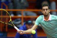 James Ward - Zagabria - 05-02-2015 - Atp Zagabria: Seppi si qualifica ai quarti di finale