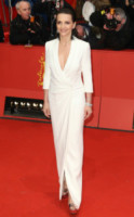 Juliette Binoche - Berlino - 05-02-2015 - In primavera ed estate, le celebrity vanno in bianco!