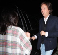 Paul McCartney - Los Angeles - 05-02-2015 - Rimbalzati come gli ubriaconi del paese, ma sono vip