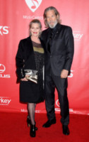 Susan Bridges, Jeff Bridges - Los Angeles - 06-02-2015 - Jimmy Carter proclama Bob Dylan Persona dell'anno
