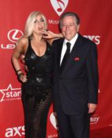 Lady Gaga, Tony Bennett - Los Angeles - 06-02-2015 - Jimmy Carter proclama Bob Dylan Persona dell'anno