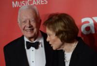 Rosalynn Carter, Jimmy Carter - Los Angeles - 06-02-2015 - Jimmy Carter proclama Bob Dylan Persona dell'anno