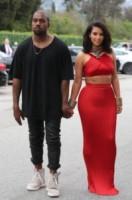 Kim Kardashian, Kanye West - Los Angeles - 07-02-2015 - Il cuore d'oro di Kim Kardashian e Kanye West