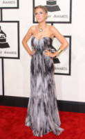 Caitrin Rogers - Los Angeles - 08-02-2015 - Grammy Awards 2015: Madonna alza la gonna