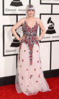 Lisa Harriton - Los Angeles - 08-02-2015 - Grammy Awards 2015: Madonna alza la gonna