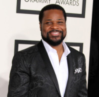 Malcolm-Jamal Warner - Los Angeles - 08-02-2015 - Grammy Awards 2015: Madonna alza la gonna