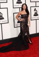 Courtney Reed - Los Angeles - 08-02-2015 - Grammy Awards 2015: Madonna alza la gonna