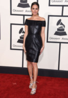 Louise Roe - Los Angeles - 09-02-2015 - Grammy Awards 2015: Madonna alza la gonna