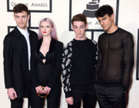 Clean Bandit - Los Angeles - 09-02-2015 - Grammy Awards 2015: Madonna alza la gonna