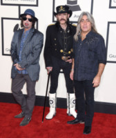 Motorhead - Los Angeles - 09-02-2015 - Grammy Awards 2015: Madonna alza la gonna
