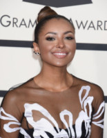 Kat Graham - Los Angeles - 09-02-2015 - Grammy Awards 2015: Madonna alza la gonna