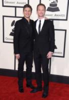 David Burtka, Neil Patrick Harris - Los Angeles - 09-02-2015 - Grammy Awards 2015: Madonna alza la gonna