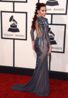 Keltie Knight - Los Angeles - 09-02-2015 - Grammy Awards 2015: Madonna alza la gonna