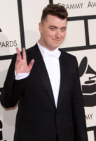Sam Smith - Los Angeles - 08-02-2015 - Grammy Awards 2015: Madonna alza la gonna