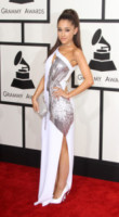 Ariana Grande - Los Angeles - 08-02-2015 - Grammy Awards 2015: Madonna alza la gonna