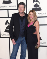 Miranda Lambert, Blake Shelton - Los Angeles - 09-02-2015 - Grammy Awards 2015: Madonna alza la gonna