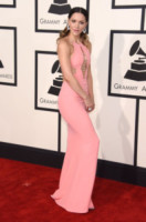 Katharine McPhee - Los Angeles - 09-02-2015 - Le celebrity? Tutte romantiche belle in rosa!
