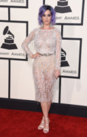 Katy Perry - Los Angeles - 09-02-2015 - Grammy Awards 2015: Madonna alza la gonna