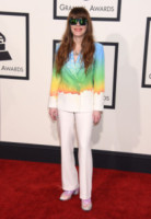 Jenny Lewis - Los Angeles - 09-02-2015 - Grammy Awards 2015: Madonna alza la gonna