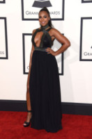 Ashanti - Los Angeles - 09-02-2015 - Grammy Awards 2015: Madonna alza la gonna