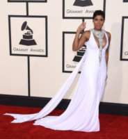 Toni Braxton - Los Angeles - 09-02-2015 - Grammy Awards 2015: Madonna alza la gonna