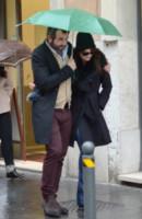Lorena Bianchetti - Roma - 07-02-2015 - Star come noi: la pioggia non guarda in faccia a nessuno